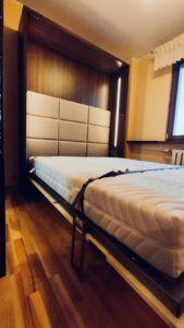 łóżko wielofunkcyjne dwuosobowe
